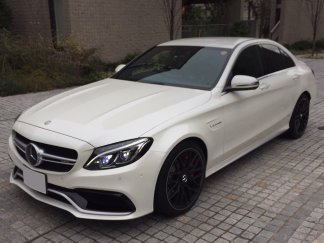 Buy a car in Japan AMG C63 Exclusive