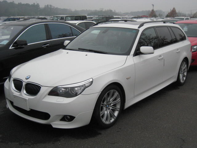 Export to New Zealand BMW 530i M-Sport