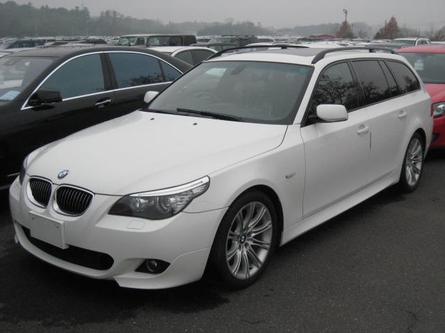 Export to New Zealand BMW 530i M-Sport