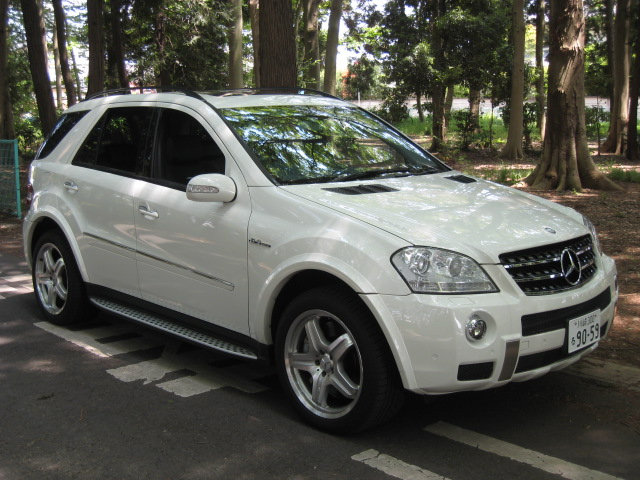 Export to New Zealand ML63 AMG
