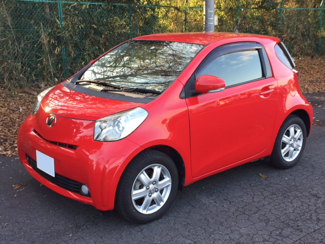 Export to New Zealand Toyota IQ 100X