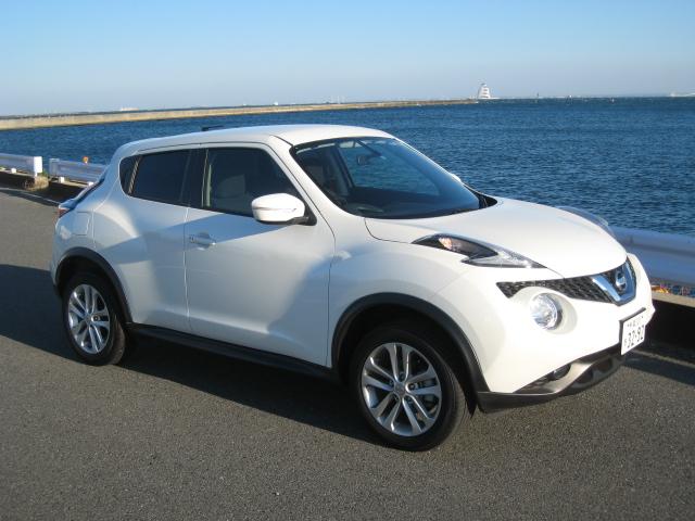 Export to New Zealand Nissan Juke