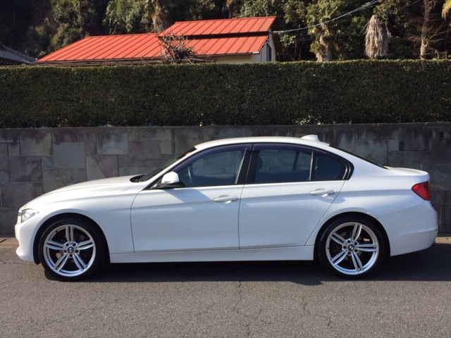 Sell my car in Japan BMW 320i