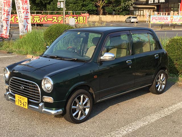 Sell my car in Japan Daihatsu Mira Gino