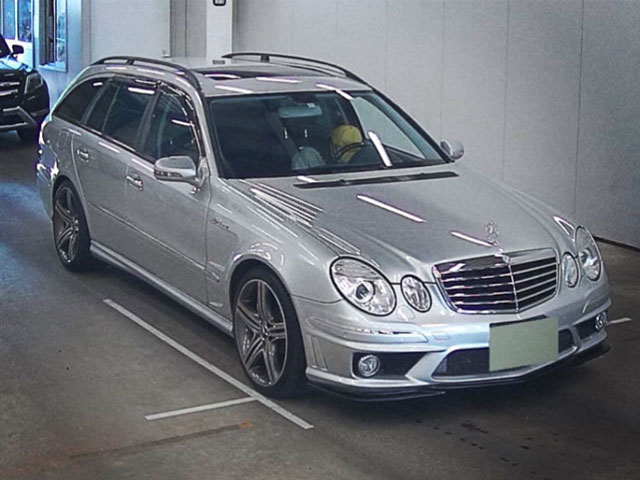 2004 Mercedes Benz E55 AMG Wagon