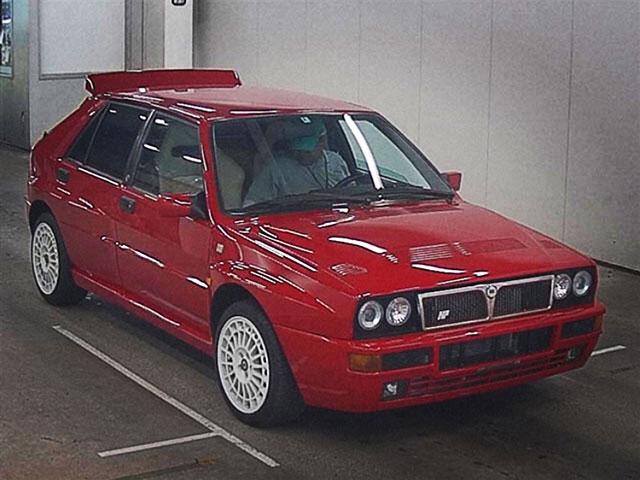 1994 Lancia Delta HF Integrale Evoluzione II