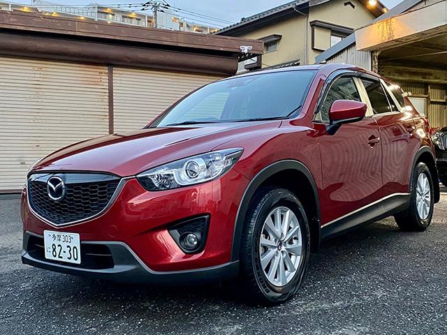 Sell my car in Japan Mazda CX-5 20S