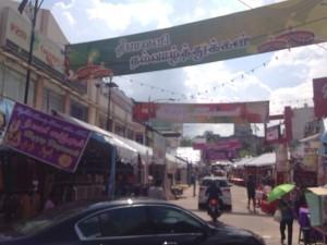 インド人街