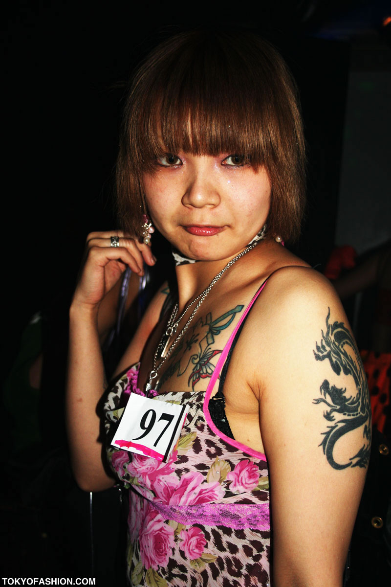 Japanese Tattoo Designs For Girl
