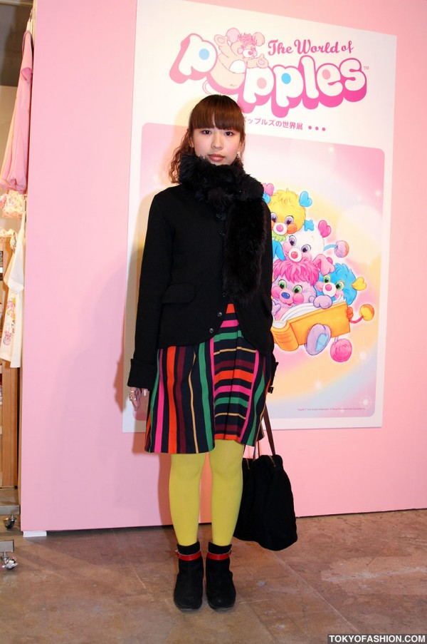 Marc Jacobs Dress in Tokyo
