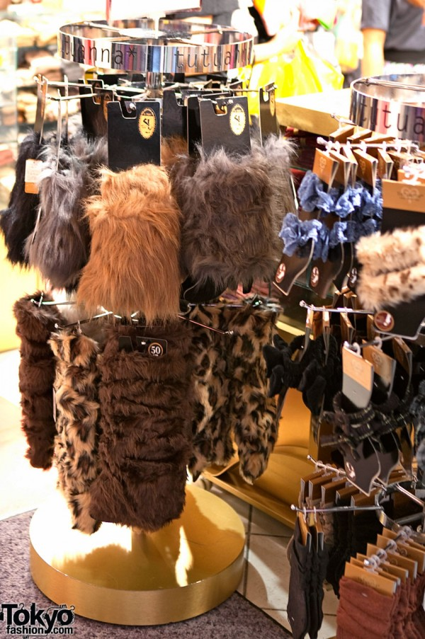 Fur Boots Covers