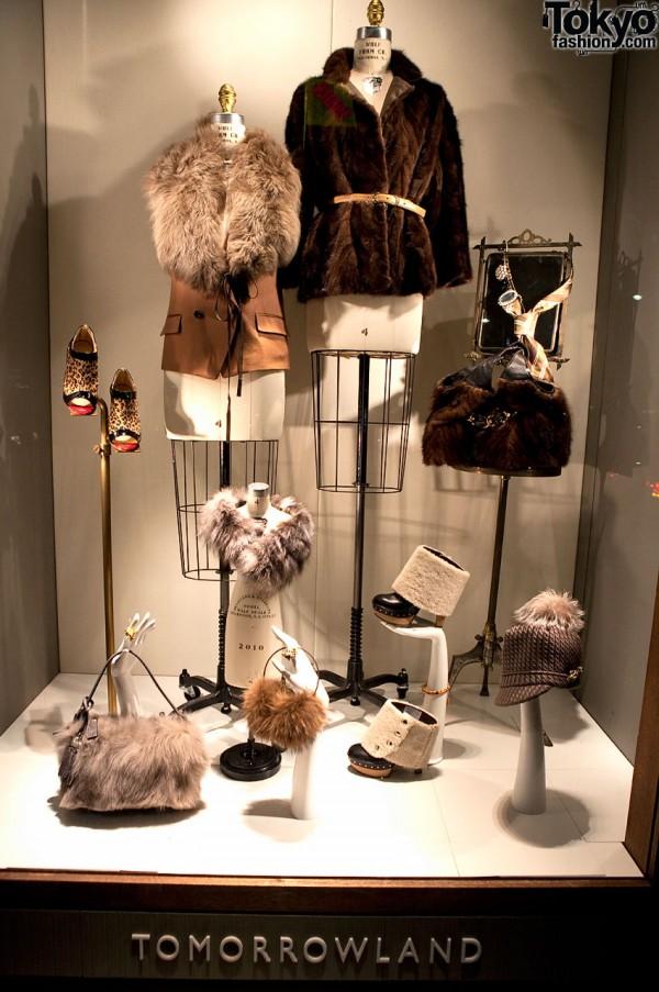 Fur Footwear