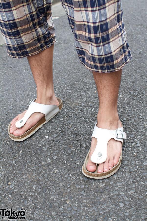 Uni-qlo sandals