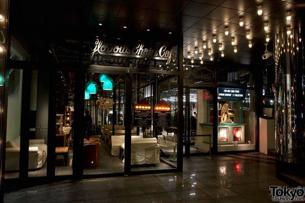 Cafe Shop Art Gallery