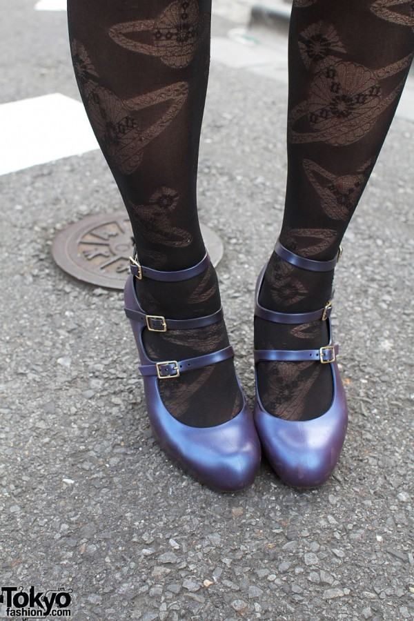 Vivienne Westwood shoes & stockings