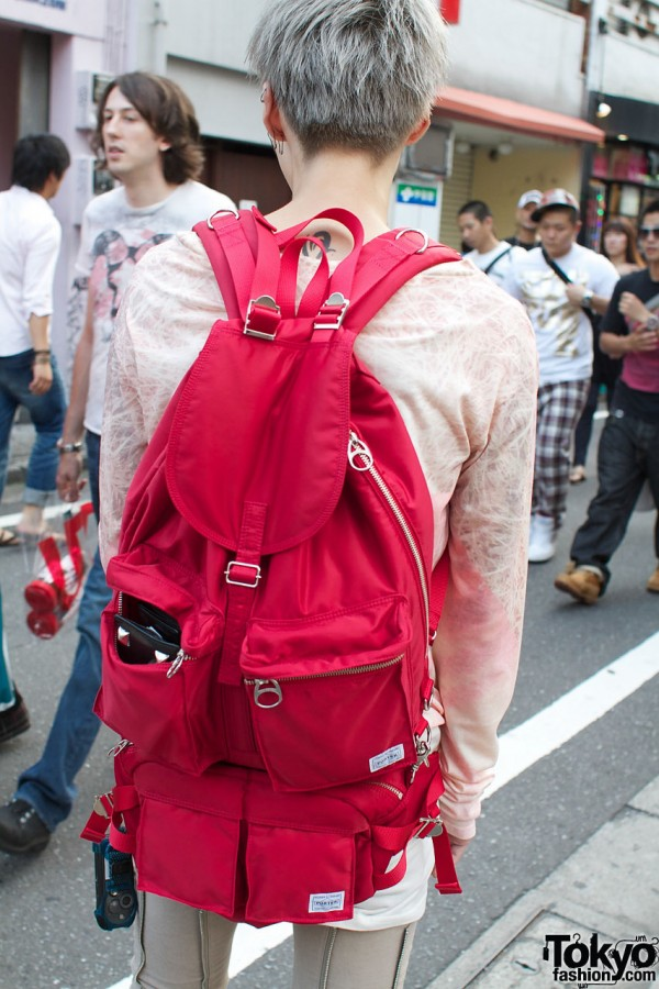 Banal Chic Bizarre backpack