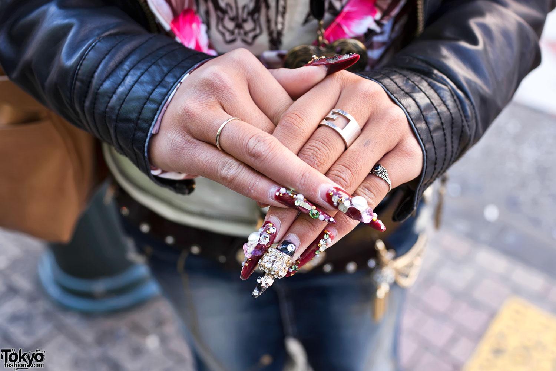 Shia Nail Art Rings