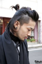 guy's avan trance coat & damir
