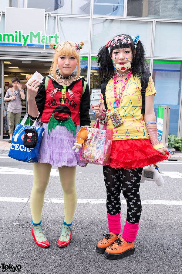 Harajuku Decora With Tulle Skirts Precure Super Lovers