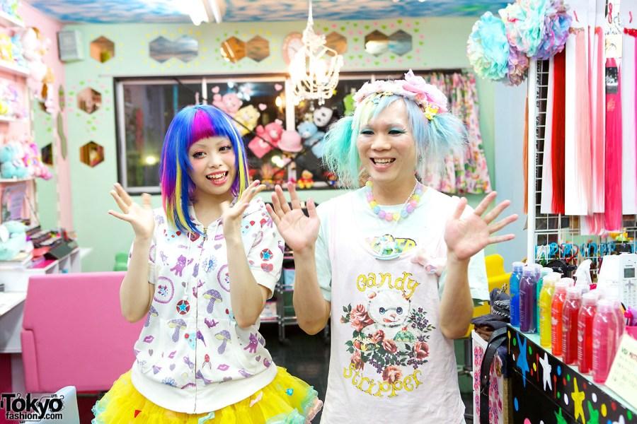 8f27d02a6ec Kawaii Icon Haruka Kurebayashi Styled by Viva Cute Candy