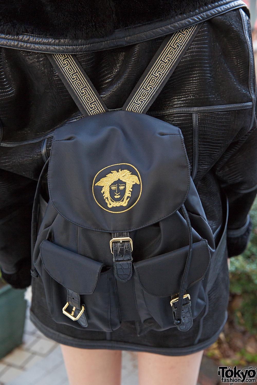 O Ring Backpack