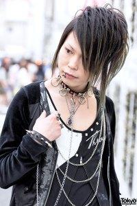 Visual Kei Fans in Harajuku w/ Sex Pot Revenge, Fernopaa ...