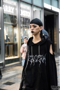 "BERCERK ""Dirty City"" - Japanese Fashion Brand's Dark ..."