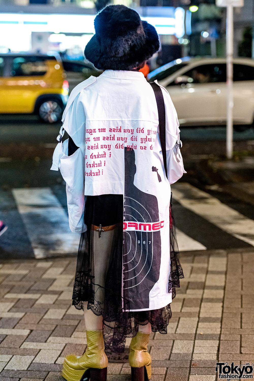 Harajuku Style by Japanese Streetwear Brand MYOB NYC