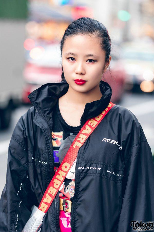Harajuku Teen Girl Squad In Modern Japanese Streetwear Styles