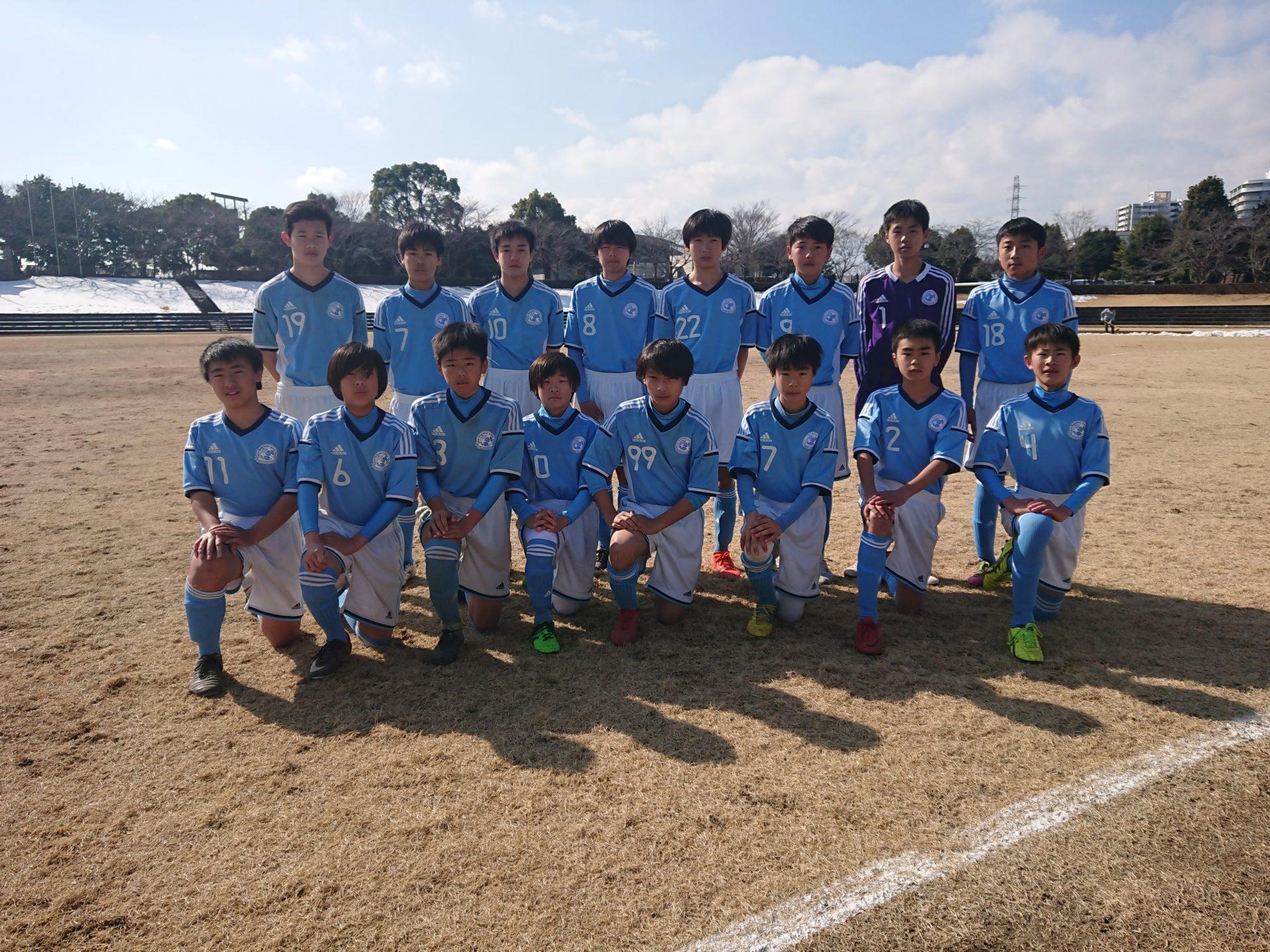第5回稲城招待 vs 東京小山FC・AC等々力