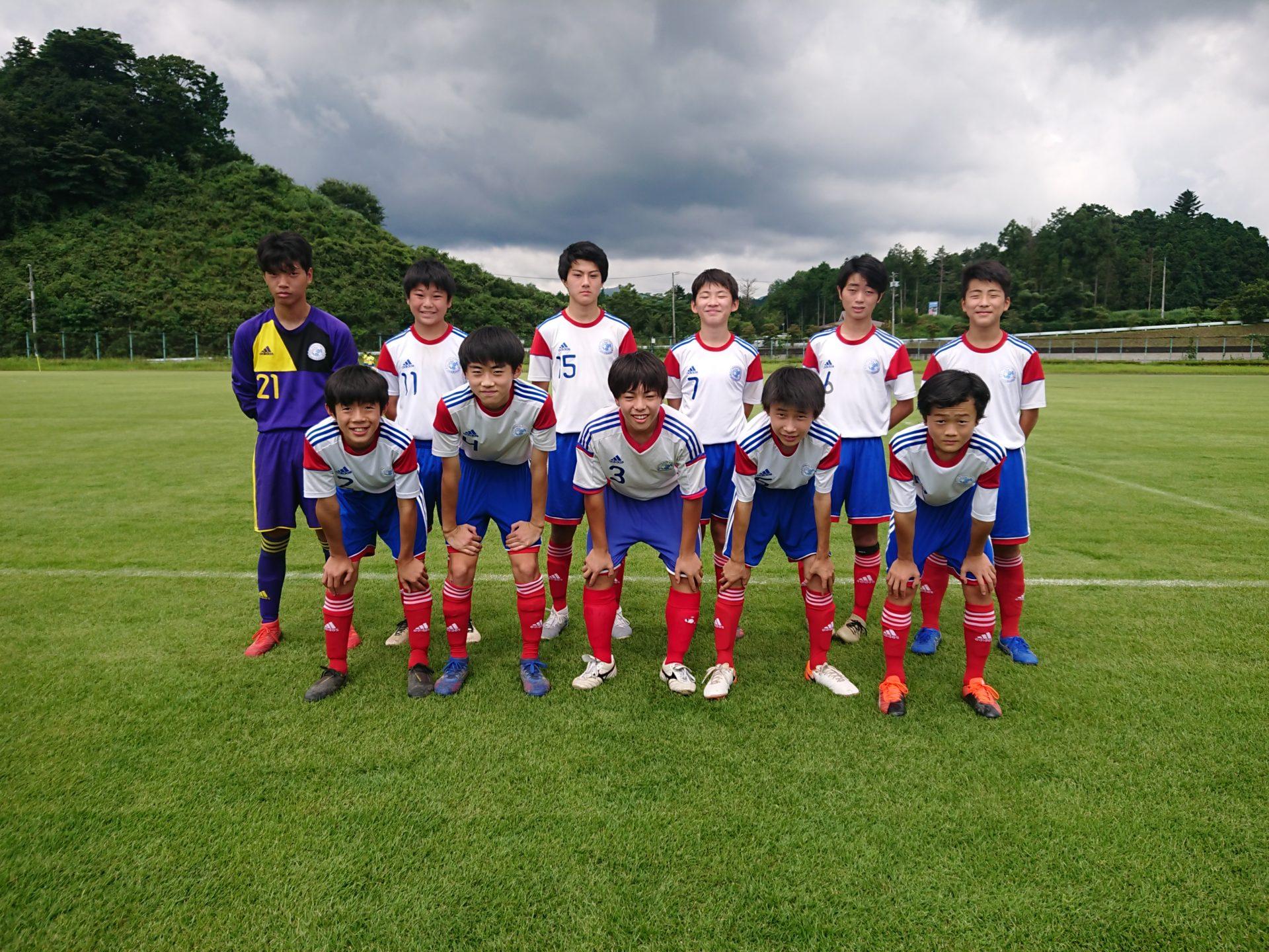 三多摩リーグU-14 vs ZION FC・TM vs トレドSC