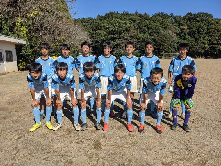 東京都U-15地域交流戦 vs FCアンビシオン