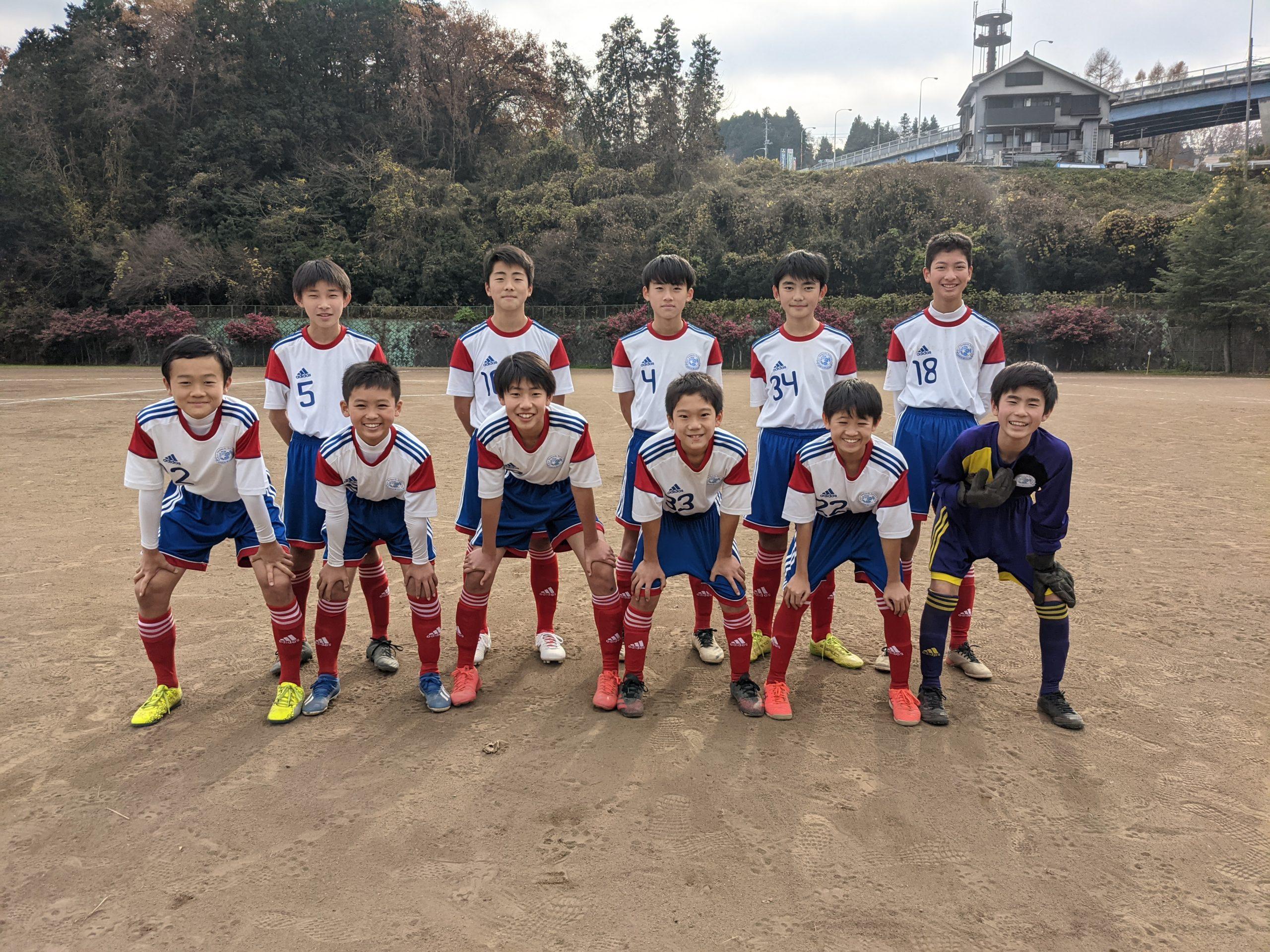 三多摩リーグU-13 vs 東京BIG