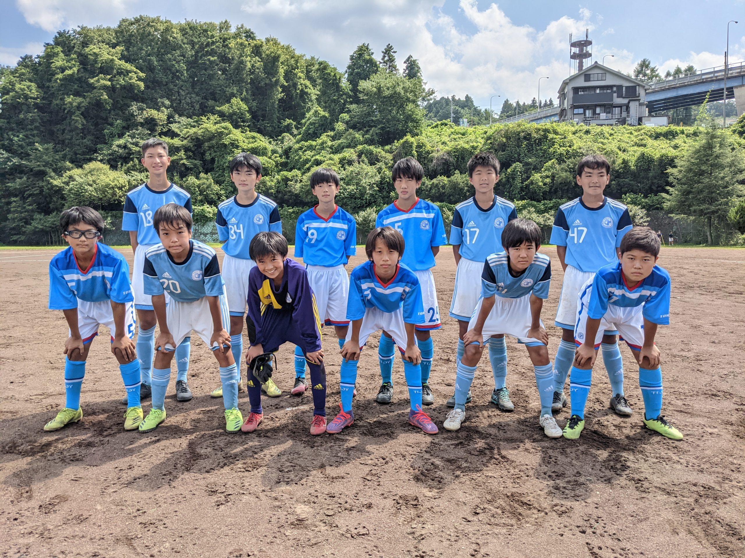 三多摩リーグ vs ZION FC