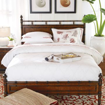 Keeping It RealFaux Bamboo Bedroom Furniture