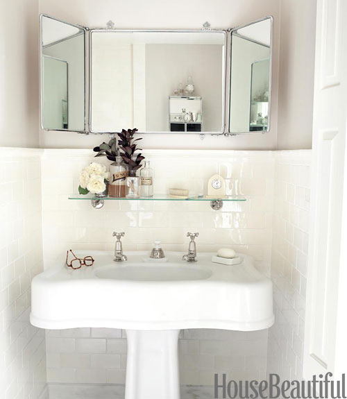 A Perfectly Organised Bathroom In One Day: A Day Too Late…One Perfect Bathroom Photo