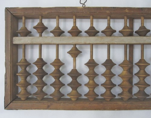 abacus soroban detail
