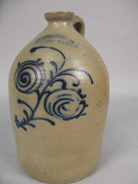 Somerset Potters stoneware jug