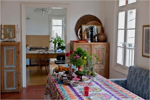 dining room lebanon house NYT