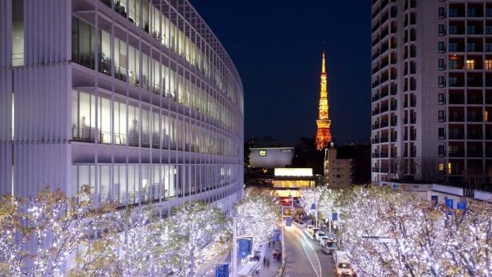 Roppongi Hills Shopping