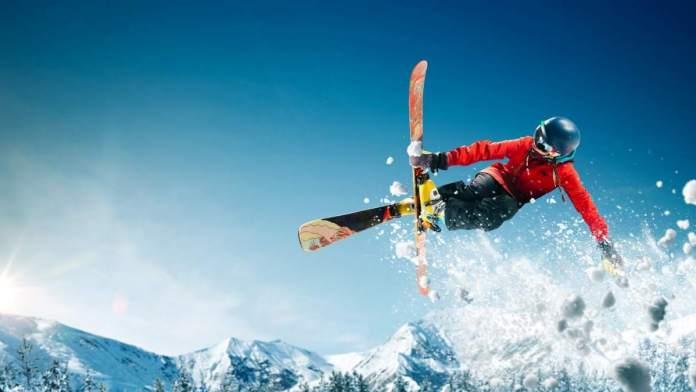 Tokyo Area Ski Resorts, Getting Air in Iwate