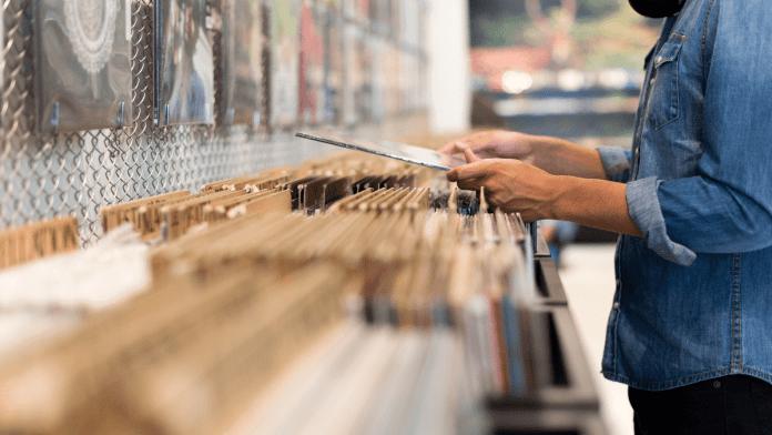 Tokyo Vinyl Record Stores