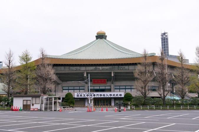 日本武道館-1