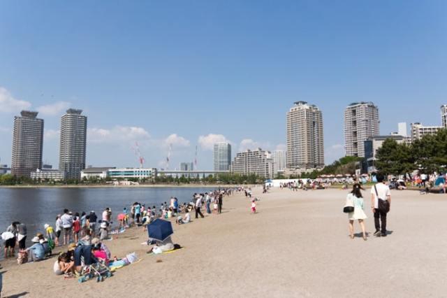 お台場海浜公園-17