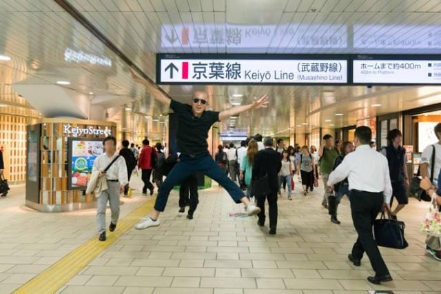 京葉線東京駅-29