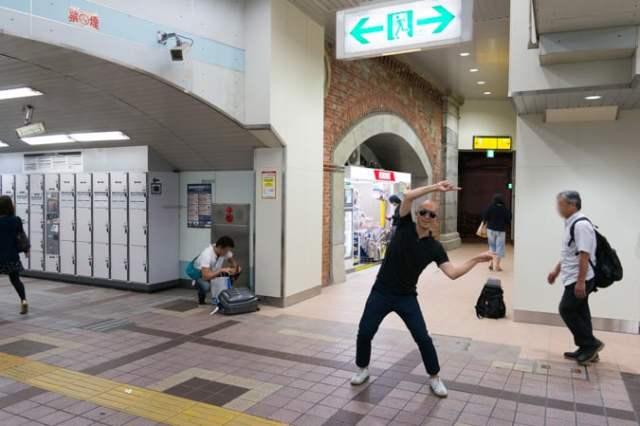 京葉線東京駅-8