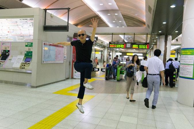 京葉線東京駅-23