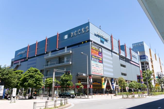 デックス東京ビーチ-5