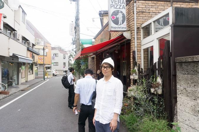 永福町で噂のピザ屋!有名2店舗完全比較