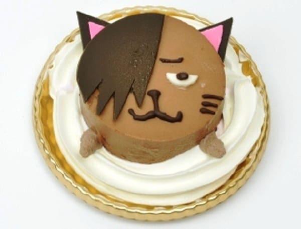 黒尾チョコレートケーキ